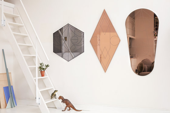 Mask | Hexagon by Petite Friture