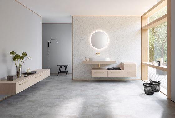 Sys30 | Ceramic washbasin di burgbad