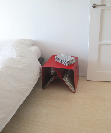BT4 Small Table by Neil David