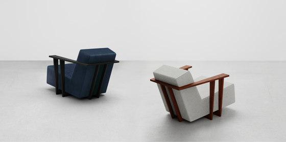 F2 Armchair di Neil David