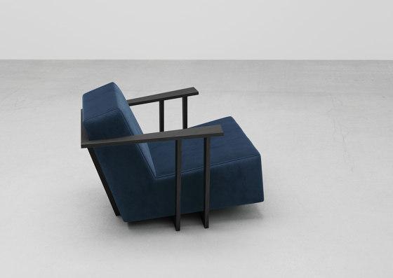F2 Armchair by Neil David