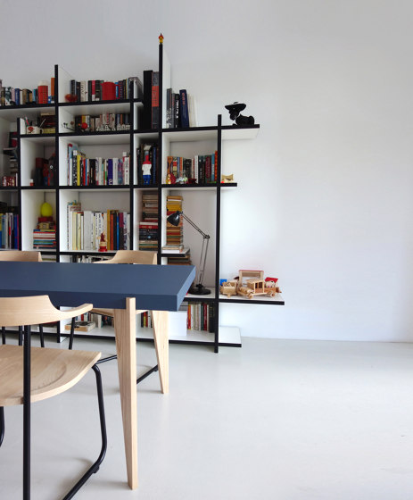 Wabi Bookcase by Neil David