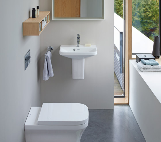 P3 Comforts- Stool by DURAVIT