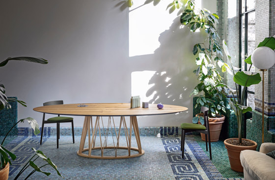 Acco Coffee Table by miniforms