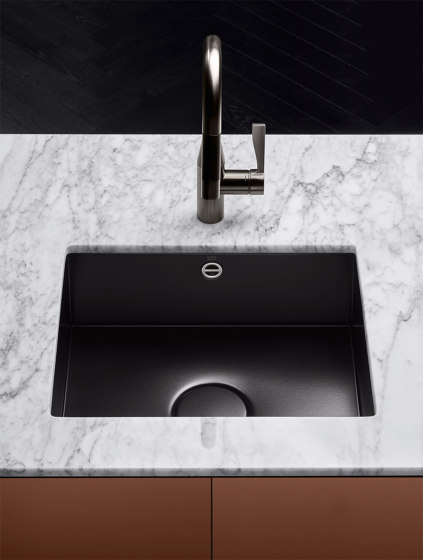 Sync - Single-lever mixer Pull-down by Dornbracht