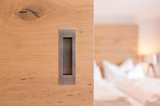 DOORs Legno vecchio con tarli di Admonter Holzindustrie AG