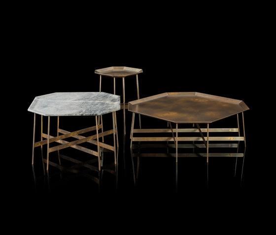 Octagon Table by HENGE