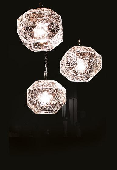 TREASURE CLUSTER OF 3 DELUXE de Contardi Lighting