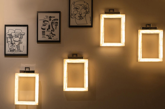 UFFIZI AP 1 by Contardi Lighting