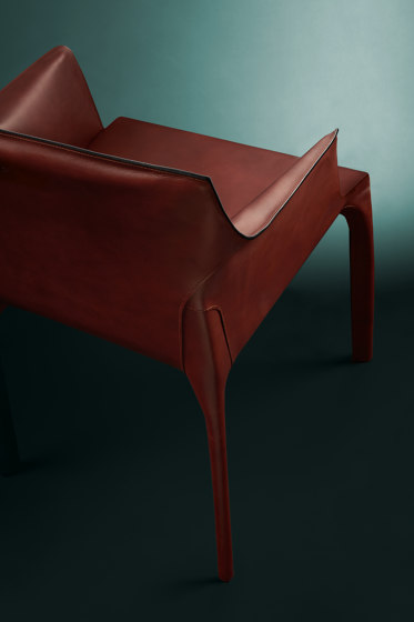 Saddle Chair Barstool by Walter K.