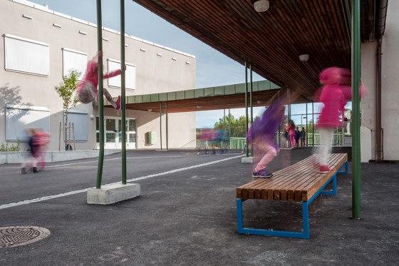 Pop table by Vestre