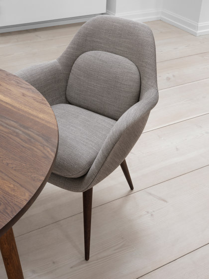 Swoon Chair de Fredericia Furniture