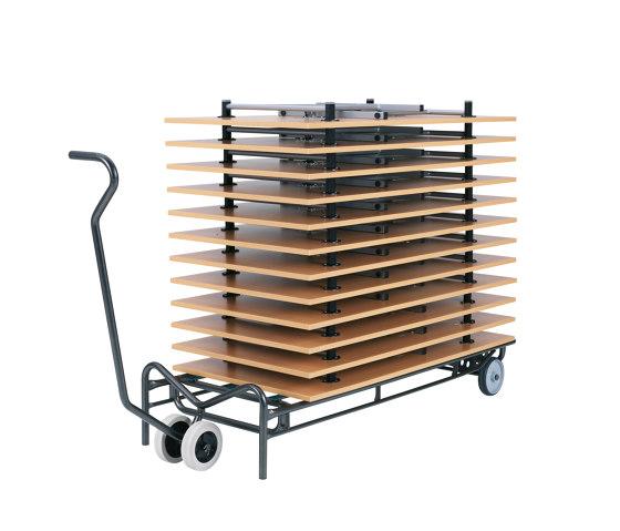 RBM Standard Folding Table Rectangle de Flokk