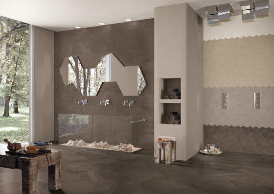 Architect Resin Design Berlin Grey de EMILGROUP