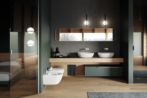 Pura Ø32     Washbasin by GSI Ceramica