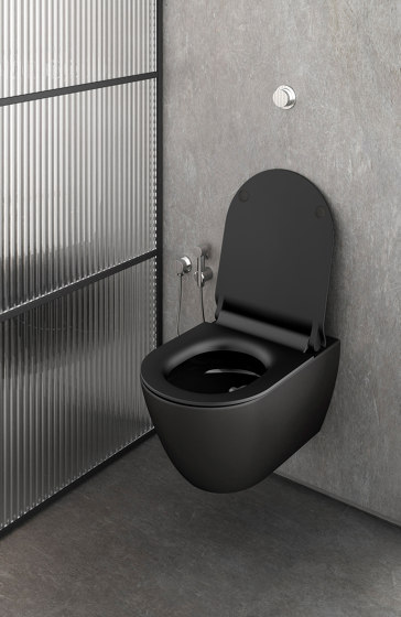 Pura 100x50 | Washbasin by GSI Ceramica