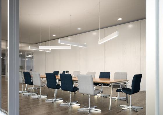 IDOO.line Single Luminaire VTL by H. Waldmann