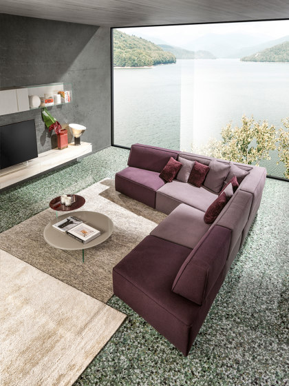 Slide Sofa de LAGO