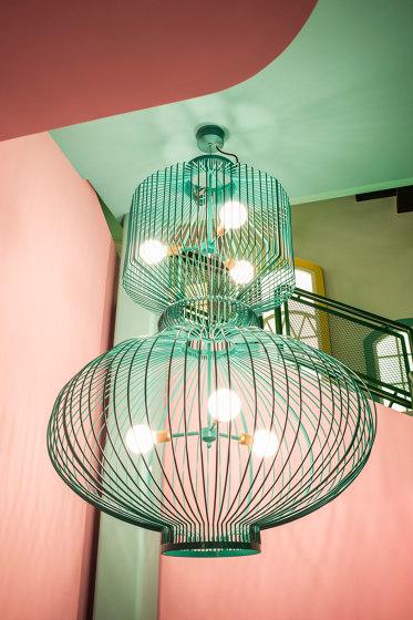 Revolution Suspension Lamp von Mambo Unlimited Ideas
