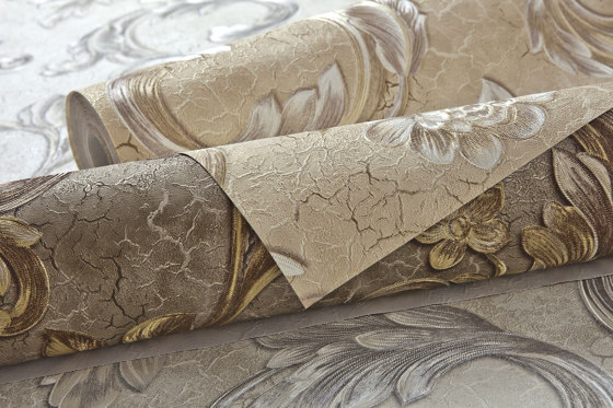 STATUS - Baroque wallpaper EDEM 9043-29 by e-Delux