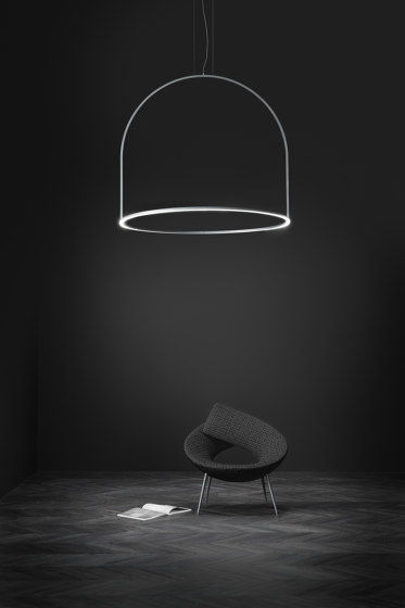 U-Light PL wall and ceiling by Axolight