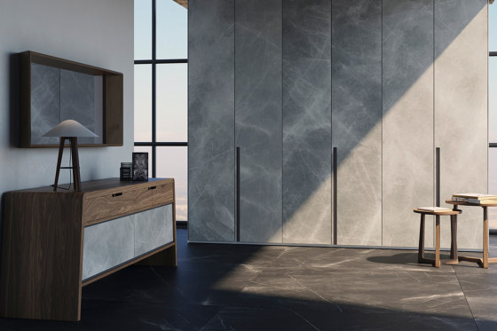 Storm iTOP Negro High-gloss Polished by INALCO