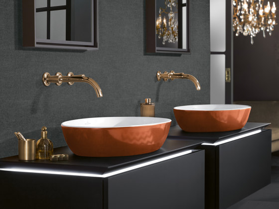 Artis Surface-mounted washbasin by Villeroy & Boch