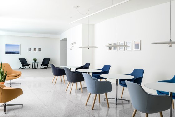 Saiba Side Chair by Herman Miller