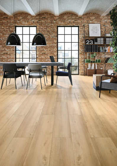 wineo PURline® Planks | Queens Oak Amber di Mats Inc.