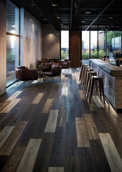wineo PURline® Planks | Fashion Oak Grey by Mats Inc.