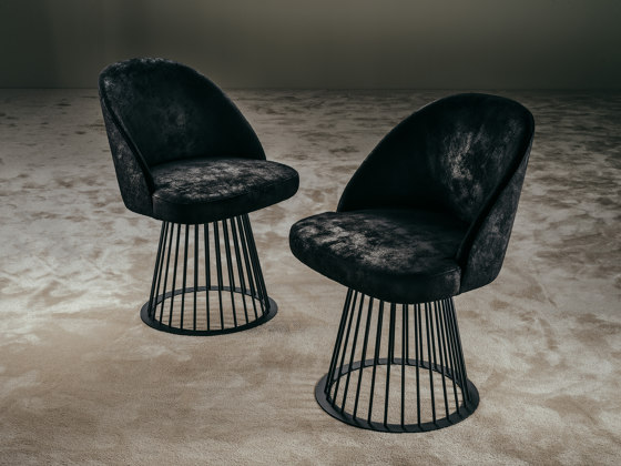RENDEZ-VOUS chair by GIOPAGANI