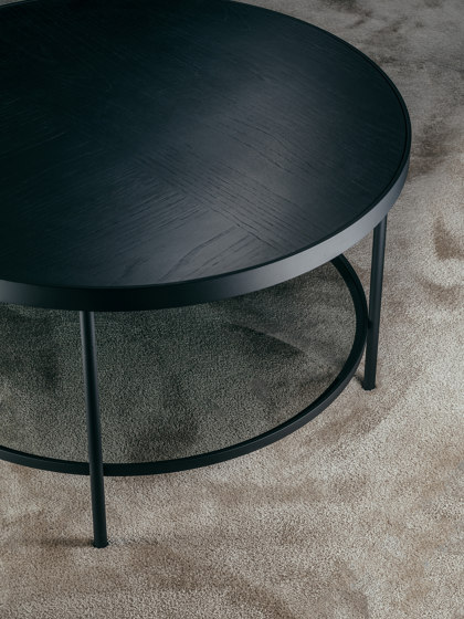 MIRAGE D'OR Dining table by GIOPAGANI