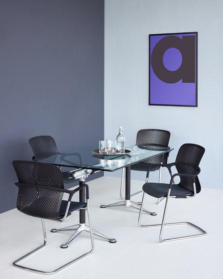 Burdick Group Table by Herman Miller
