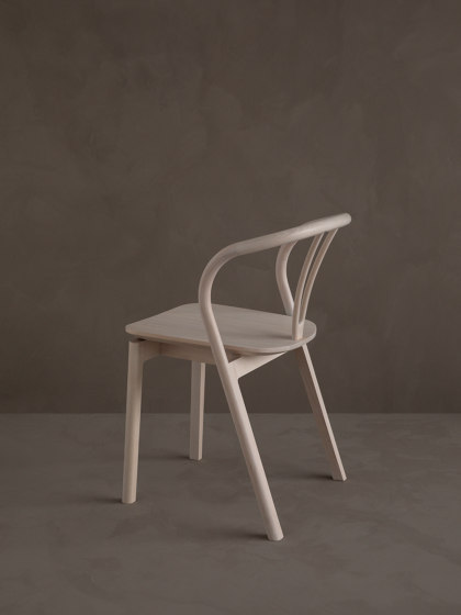 Flow | Dining Chair de L.Ercolani
