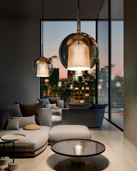 GLO medium pendant lamp by Penta