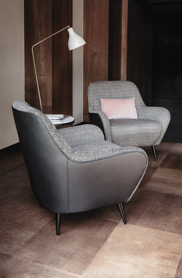 650 Nido Sofa von Vibieffe