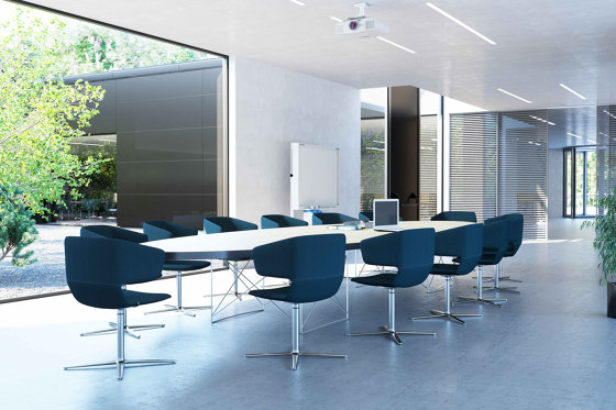 Flexi P, F25 by LD Seating