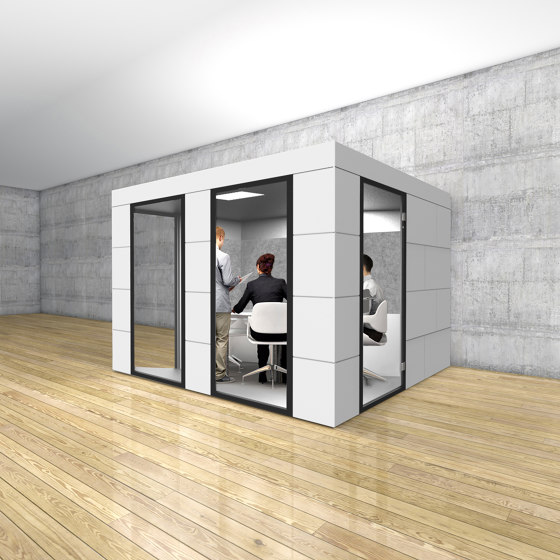 Conference Unit |  white by OFFICEBRICKS