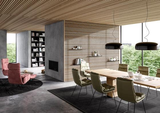 ARVA  Bar stool by KFF