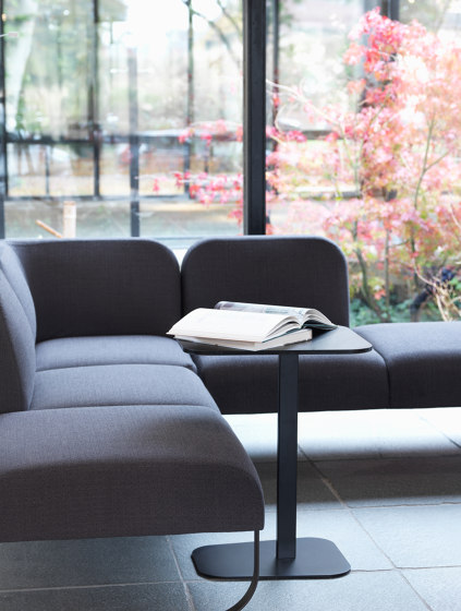 Race 3 seater sofa by Johanson Design