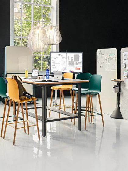 FrameFour Desk by Steelcase
