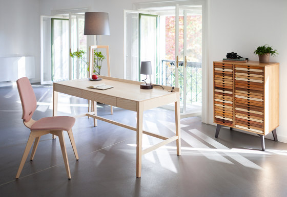Theo desk plus by Sixay Furniture