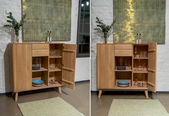 Finn tavolo alto di Sixay Furniture