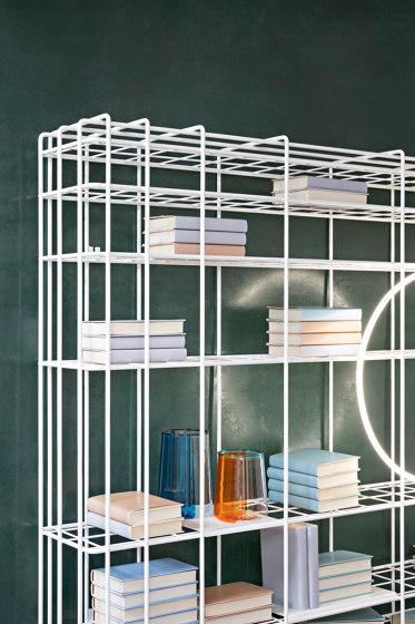 Leyva | bookcase by Saba Italia