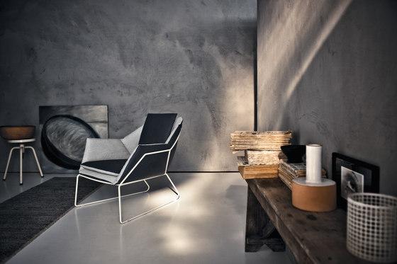 New York Armchair | Poltrona di Saba Italia