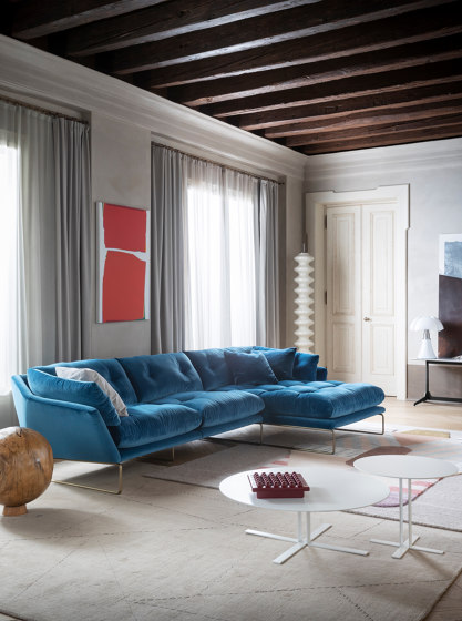 New York Suite | Sofa by Saba Italia