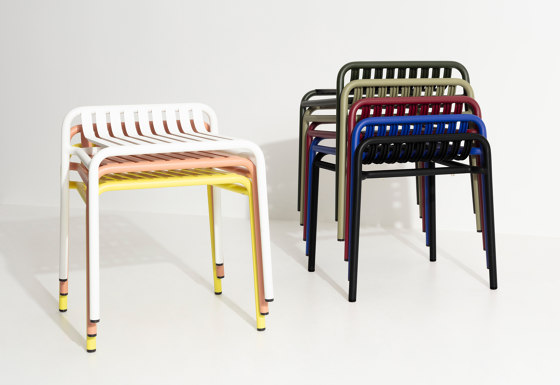 Week-End | Square high table di Petite Friture