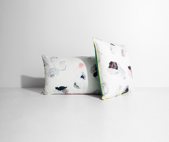 Minerals | Square cushion by Petite Friture