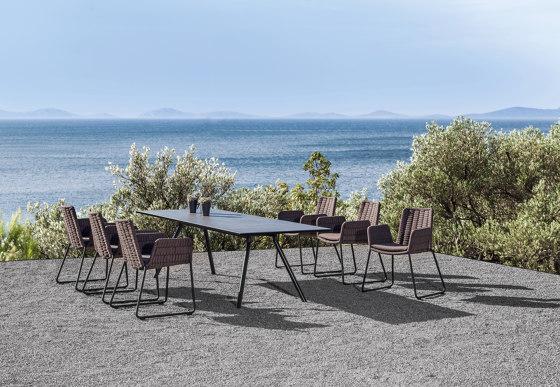 Teso table by Fischer Möbel