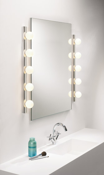 Cabaret Four | Polished Chrome di Astro Lighting